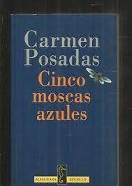 CINCO MOSCAS AZULES
