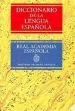 DICCIONARIO DE LA LENGUA ESPAÑOLA A-G