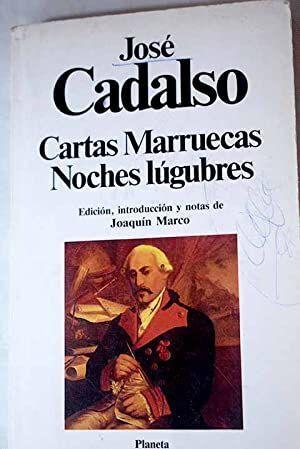 CARTAS MARRUECAS ; NOCHES LÚGUBRES