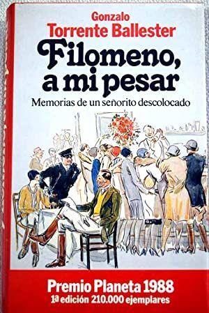 FILOMENO, A MI PESAR