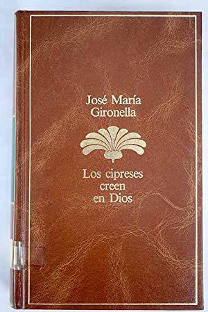 CIPRESES CREEN EN DIOS, LOSSUSTITUTO ISBN 84-320 7014