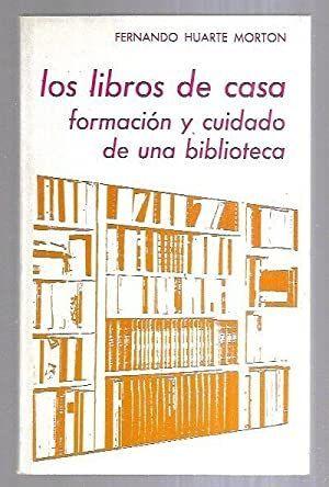 LOS LIBROS DE CASA