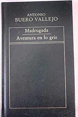 MADRUGADA ; AVENTURA EN LO GRIS