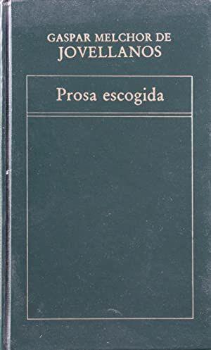 PROSA ESCOGIDA