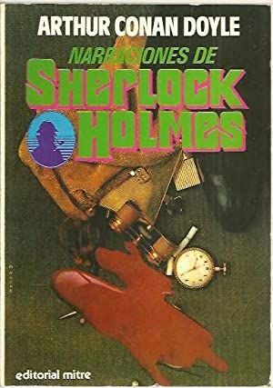 NARRACIONES DE SHERLOCK HOLMES