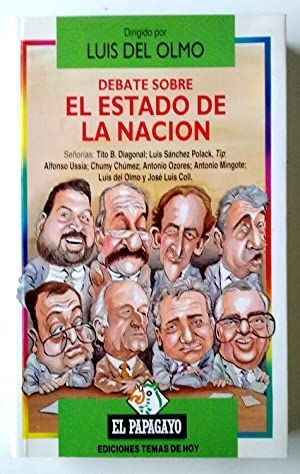 DEBATE SOBRE EL ESTADO DE LA NACIÓN